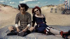 By the Sea - Sweeney Todd.