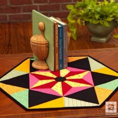 Free quilt pattern on Simplicity Creative Group Website