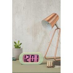 Měděná lampa Treu