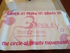 Beauty That Cares (subset of Pooka Pure and Simple) #2012 Sponsors
