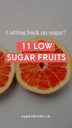 Cutting Back on Sugar? Here Are 11 Low-Sugar Fruits To Get You Started. Cutting back on sugar is a powerful way to improve your health. Start by incorporating low-sugar fruits into your healthy smoothies. Care Skin Condition and Treatment Oil Low Sugar Smoothies, Healthy Smoothies, Healthy Fats, Healthy Drinks, Smoothie Recipes, Healthy Eating, Detox Drinks, Clean Eating, Vitamins For Skin