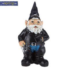 Harley Davidson Gnome Uk