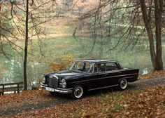 ALL TIME STARS | Mercedes-Benz W 111 230 S