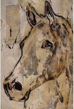 Wayfair Winner Horse Canvas Print #horseart #affiliate  CLICK VISIT link above for more info  Click visit link above for more details