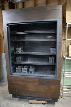 $1500 • Buy Structural Concepts SBB45A Grab-N-Go Open Display Refrigerator / Merchandiser Beverage Refrigerator, Activity Centers, Display, Stuff To Buy, Floor Space, Billboard