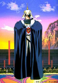 The Vision of Escaflowne - King Van Fanel