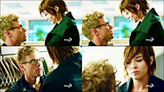 """Eric and Nell - NCIS: LA... """" ill take care of you."""""""
