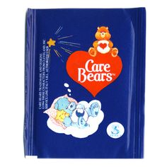 Care Bear sticker packs - OMG I had these! I still have the album they were meant to go in, but somehow never completed it - you always got so many duplicates!