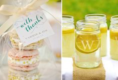 Favorite Favors - The Dandelion Patch Mod Wedding, Dandelion, Favors, Parties, Entertaining, Snacks, Make It Yourself, Stylish, Sweet