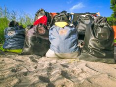 Can-Ga Bags super praktisch ;)