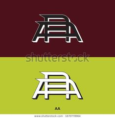 Find Initial Aa Monogram Logo Business Identity stock images in HD and millions of other royalty-free stock photos, illustrations and vectors in the Shutterstock collection. Thousands of new, high-quality pictures added every day. Initial Logo, Monogram Logo, Branding, Lettering, Chevrolet Logo, Vectors, Initials, Identity, Royalty Free Stock Photos