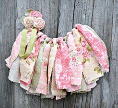 Tutu Baby Tutu Rag Tutu Rag skirt Fabric Scrap by spoiledNsweet, $24.00