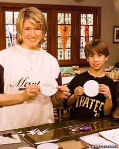 Baseball Birthday Party - Martha Stewart Entertaining