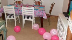 balloons for a party count me in