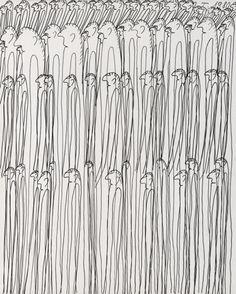 Auteurs dArt Brut, une sélection de 60 auteurs sur les 400 que compte la Collection de l'Art Brut, Lausanne, Suisse