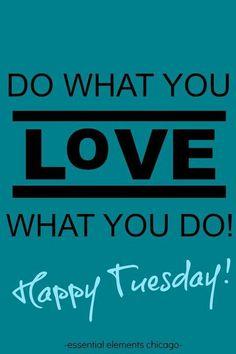 Tuesday Motto