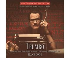 (Audiobook - Rent for 21 Days) Dalton Trumbo was the central figure in the 'Hollywood Ten,' the black-listed and jailed screenwriters. One of several hundred writers, directors, producers and actors who were deprived of the opportunity to work in the motion picture industry from 1947 to 1960, he was the first to see his name on the screen again., when that happened, it was Exodus, one of the year's biggest movies.