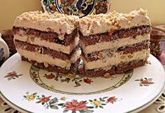Toffifee sütemény recept képpel. Hozzávalók és az elkészítés részletes leírása. A toffifee sütemény elkészítési ideje: 60 perc