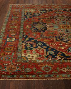 Shop Maida Serapi Rug from Exquisite Rugs at Horchow, where you'll find new lower shipping on hundreds of home furnishings and gifts. Nylon Carpet, Shag Carpet, Beige Carpet, Modern Carpet, Rugs On Carpet, Wall Carpet, Persian Carpet, Persian Rug, Animal Rug