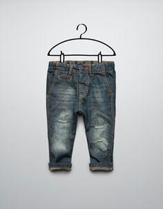 Jeans - Baby boy (3-36 months) - Kids - ZARA United States