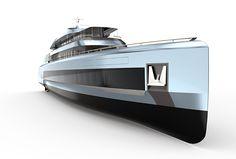 The Sonos Luxury entertainment yacht | Via. Yanko Design
