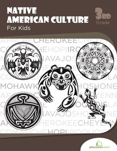 This workbook is a snapshot of Native American facts for kids to consider through craft activities and reading.