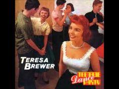 Teresa Brewer- Ricky Ticky Song