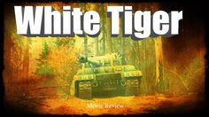 Battlefield white tiger tank / Number one Tank crusher