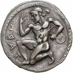 Pirate Coins, Berlin Museum, Coin Art, Greek Art, Old Coins, Coin Collecting, Silver Coins, Constellations, Archaeology