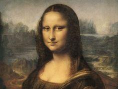 Mona Lisa, by Leonardo Da Vinci Art Print Magnolia Box Size: Extra Large Mona Lisa Louvre, Lisa Gherardini, Dark Gif, Framed Art Prints, Canvas Prints, Mona Lisa Smile, Most Famous Paintings, Famous Art, Memes Br