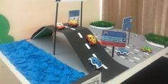 Transport Display, class display, Transport, Cars, Display, photo, roads, children's display, primary, Early Years (EYFS), KS1 & KS2 Primary Resources