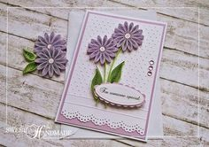 • Sweet Handmade •: For someone special - Quilling Card
