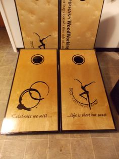 Dave Matthews Band Cornhole game board set, Tournament ready, quality built with hardwood . on Etsy, $180.00