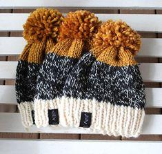Ski hat knit hat ladies hat kids hats baby hats stocking hats winter hats girl hat boy hats crochet baby pattern baby sweater pattern baby girl s etsy Knitted Hats Kids, Knitting For Kids, Loom Knitting, Baby Knitting, Crochet Hats, Fall Hats, Winter Hats, Baby Winter, Photoshoot Idea