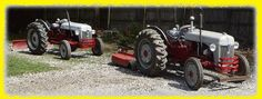 Ford Tractor 12 Volt Conversion Wiring Diagrams Late and 53 Jubilee Antique Tractors, Vintage Tractors, 8n Ford Tractor, Garden Tractor Attachments, Homemade Tractor, Tractor Accessories, Tractor Implements, Hydraulic Pump, Ignition System