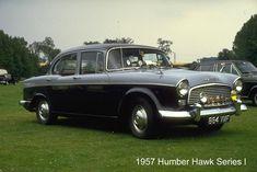 1957 Humber Hawk Series l