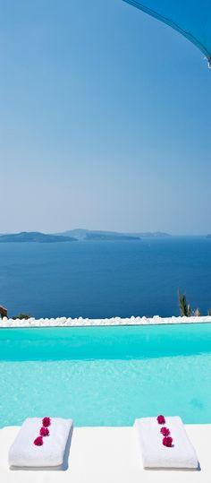 Villa Katikies....Santorini | LOLO