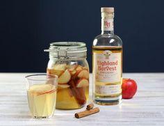 Apple & Cinnamon Infused Whisky Recipe | Abel & Cole