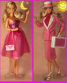 Mi primera Barbie!!