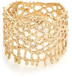 Aurélie Bidermann Fine Jewellery Aurelie Bidermann Fine Jewellery - Diamond & 18kt Gold Ring - Gold