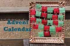 Service Advent Calendar!  http://www.doodlecraftblog.com/