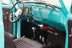 1967 Volkswagen VW Beetle For Sale Custom Engine For Sale Interior