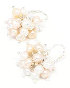 Pearl Pretties: Claudia Earrings | JulRe Designs