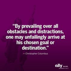 Ally Bank – Christopher Columbus