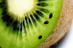 Kiwi is really my favorite fruit of all time.