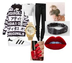 Adidas Original by sunnymuffins96 on Polyvore featuring polyvore, fashion, style, Proenza Schouler, T By Alexander Wang, adidas Originals, Michael Kors and Full Tilt