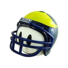 Michigan Wolverines Football Helmet Antenna Topper