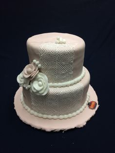 WEDDING ROMANTIC CAKE!
