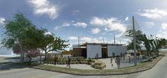 """Reciclaje aplicado en la arquitectura El Arq. Horacio Cherniavsky propone construir talleres de artesanía utilizando bolsas de plástico recicladas. Fue en la presentación de su tesis """"Red-Ciclaje"""", que le valió el título por la Universidad Católica de Asunción. El arquitecto señala que el reciclaje es la nueva forma de construir.  http://wp.me/p6HjOv-43F ConstruyenPais.com"""
