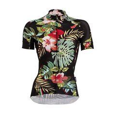 Aloha women s cycling jersey by Babici Women s Cycling Jersey aa96eb9b9